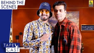 Karan Johar And Ranveer Singh On Celebrating Life