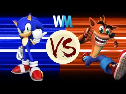 Sonic Vs Crash: Who Would Win?