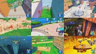 Super Mario Sunshine All Blue Coins