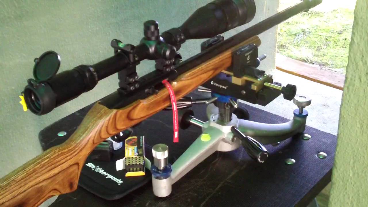 Benchrest 50 Br50 22 Lr Ruger 10 22 Target