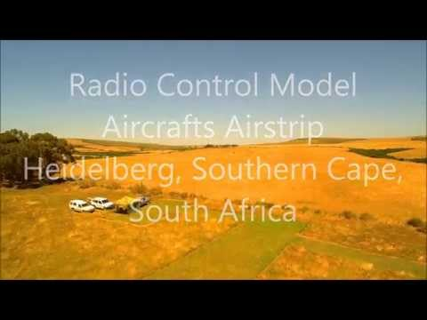 Radio Control Model Aircrafts, Heidelberg, Southern Cape, South Africa