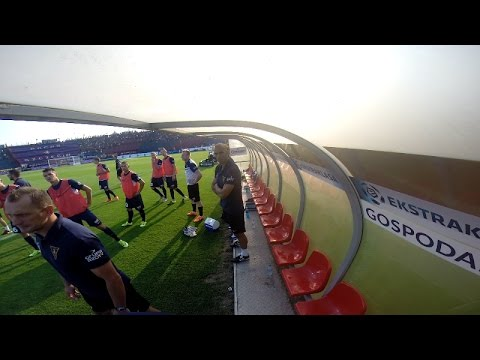Pogoń Szczecin 0-0 Górnik Łęczna (KULISY)