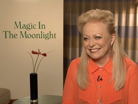 Jacki Weaver Talks 'Magic in the Moonlight'