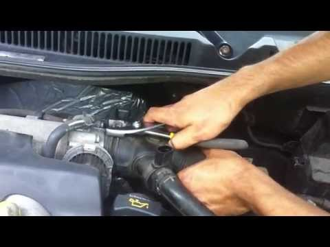 How to clean throttle body on VW golf MK4
