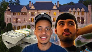 buying a $3 million dollar mansion