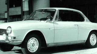 BMW 3200 Coupe CS Year 1962