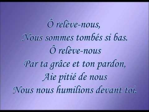 Sylvain Freymond - Pardon Seigneur Pardon