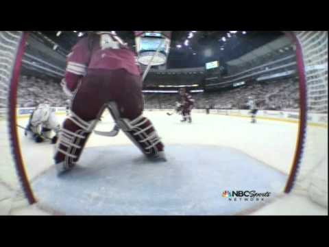 Mike Smith slash on Dustin Brown. Los Angeles Kings vs Phoenix Coyotes Game 2 5/15/12 NHL Hockey