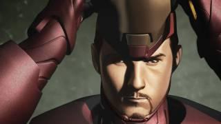 Thumb Iron Man Extremis Motion Comic de Marvel
