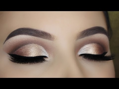 Classic Brown Cut Crease Tutorial