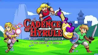 Cave (Best Version!) - Cadence of Hyrule: Crypt of the NecroDancer ft. The Legend of Zelda