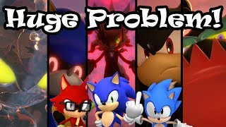 The Problem with the Sonic Forces E3 Trailer (NOT A HATE VIDEO!!!) | Sonic Forces