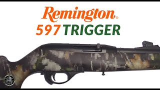 Remington 597 Trigger | Remington 597 Trigger Job by MCARBO.com