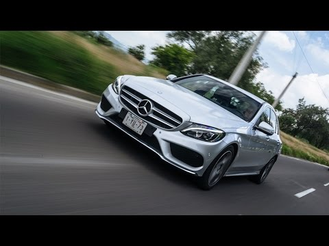 Mercedes Benz Clase C 2015 a prueba