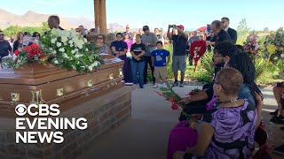 Last victim from the El Paso shooting was buried in Texas