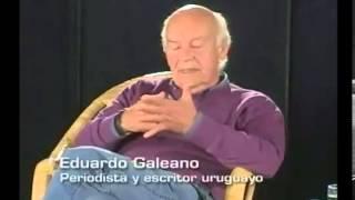 Eduardo Galeano en entrevista con Aurelio Alonso - Cubavisión