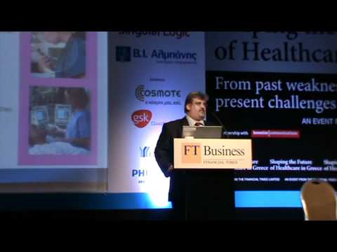 Shaping the future of health care in Greece.MPG