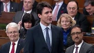 Video: MPs rowdy as NDP questions Trudeau over Trump's travel ban