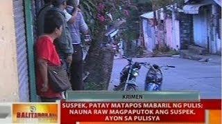 BT: Lalaki, nag-amok at nagkulong sa bahay kasama ang menor de edad na anak