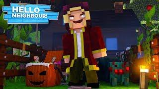 Minecraft Hello Neighbour - THE NEIGHBOUR