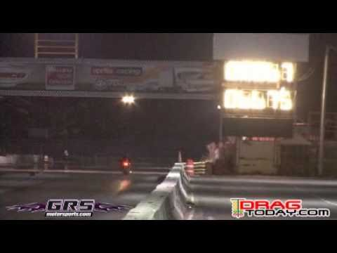 1ST RUN NEW RECORD 8.86@157.93MPH 2005 REAL STREET 64 INCH HAYABUSA PROJECT