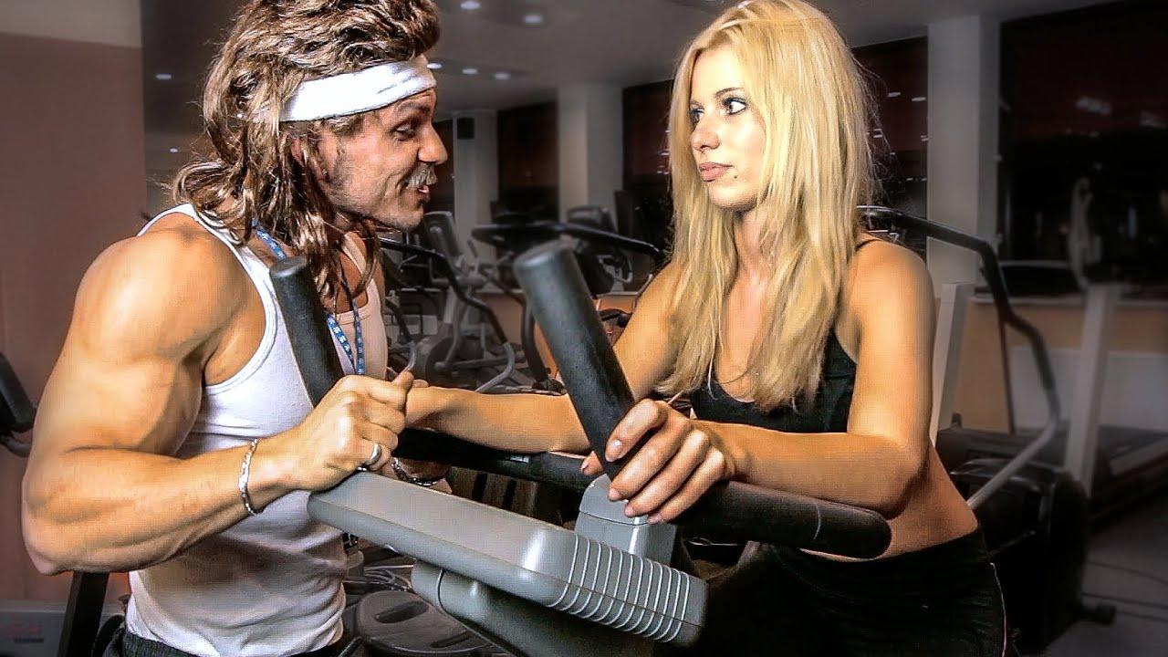Alon Gabbay - Der Perverse Fitnesstrainer - YouTube