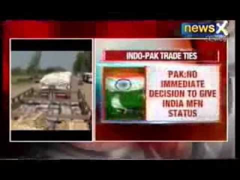 NewsX : India and Pakistan trade accusations over 'Kashmir violations'