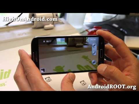 Galaxy S4 Unboxing and Initial Review!