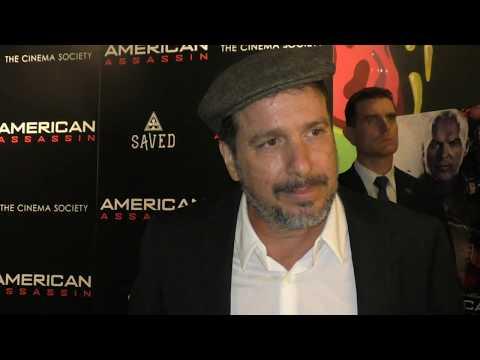 American Assassin Premiere - Michael Cuesta, Director