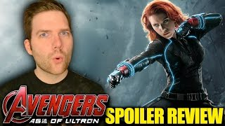 Avengers: Age of Ultron - Spoiler Review