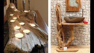 Creative Wooden Projects Wooden Ideas for Interior Decorations Design