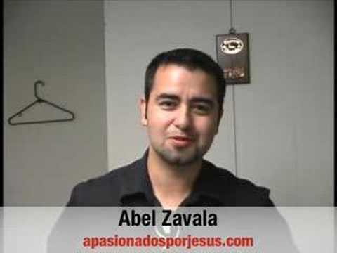 Saludo de Abel Zavala