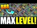 """NEW """"MAX BUILDERS HALL 8"""" BASE! - Clash Of Clans ALL MAX UPGRADES LEAKED!"""