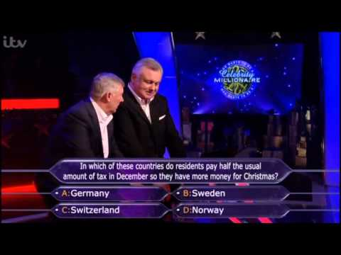 Sir Alex Ferguson - Who Wants to Be a Millionaire? 英語字幕