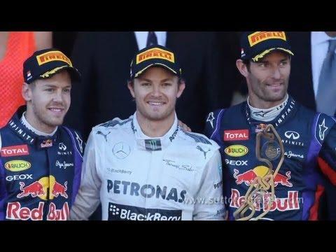 Sebastian Vettel, Nico Rosberg in Formel 1 backstage (16) grand prix analyse
