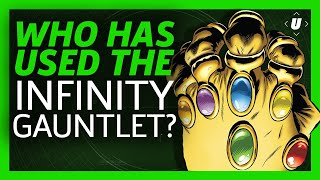 You Won't Believe Who Has Worn The Infinity Gauntlet!