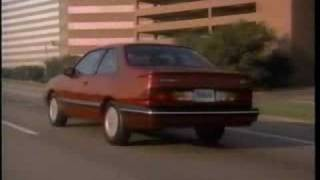 1990 Ford Tempo Dealer Training Part 1 of 2