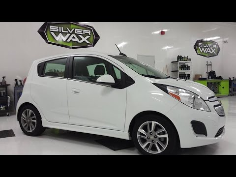 Chevrolet Spark EV 2016 - Full review, 0-60, interior, exterior and test!