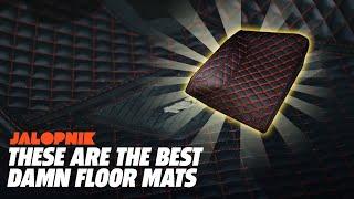 The Best Floormats We've Ever Seen | Jalopnik