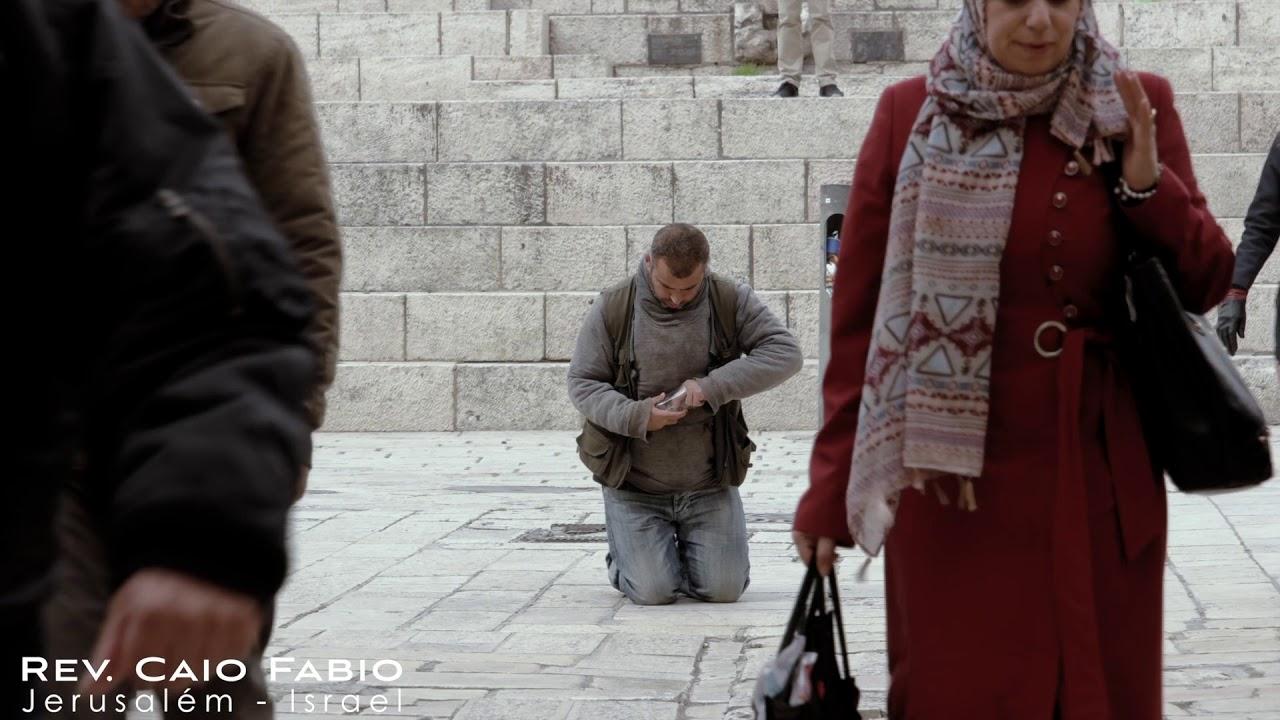 Desvendando os segredos de Israel, com Caio Fábio! - Final da Viagem
