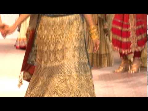 India Bridal Fashion Week 2013 Mumbai - Mandira Wirk