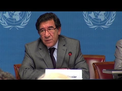 UN asks for $1.5bn Syria aid in first half of 2013