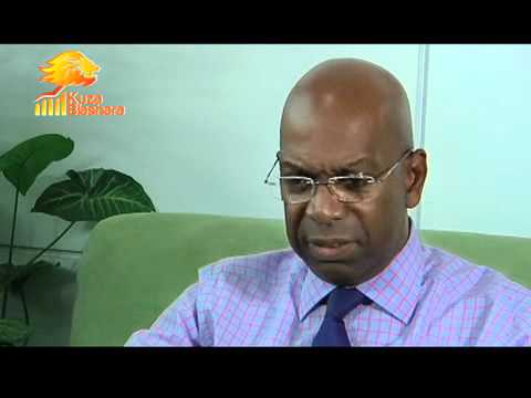 Safaricom Unlock Kenya's Smartphone Market and IT :Bob Collymore