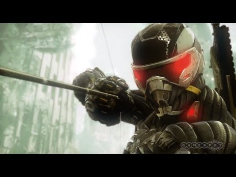 Crysis 3 - Single Player Dev. Walkthrough