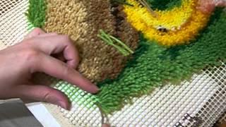 Коврик на кухню своими руками - Review hands on, tutorial and more of life video