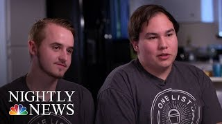 Best Friends' Bucket List Project Grows To Help Others Fighting Cancer | NBC Nightly News
