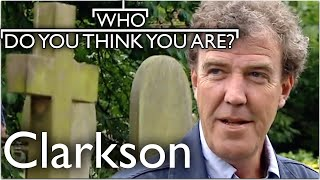 Jeremy Clarkson Races Around Cemetery In Search Of Ancestors | Who Do You Think You Are