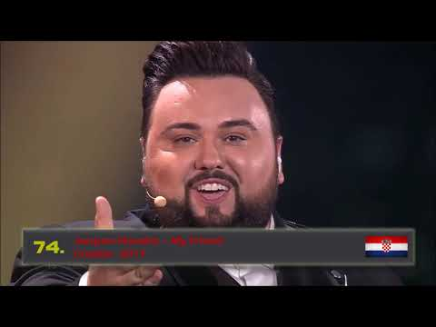 Eurovision: My Top 100! (2004-2019)