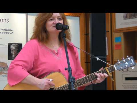 Miners Strike Song Women of the Working Class 2012 IWD Festival Edinburgh