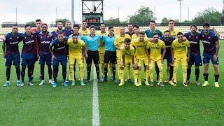 Resumen Villarreal CF 1 - 1 Levante UD